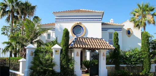 Sale of luxury villa in Benahavis